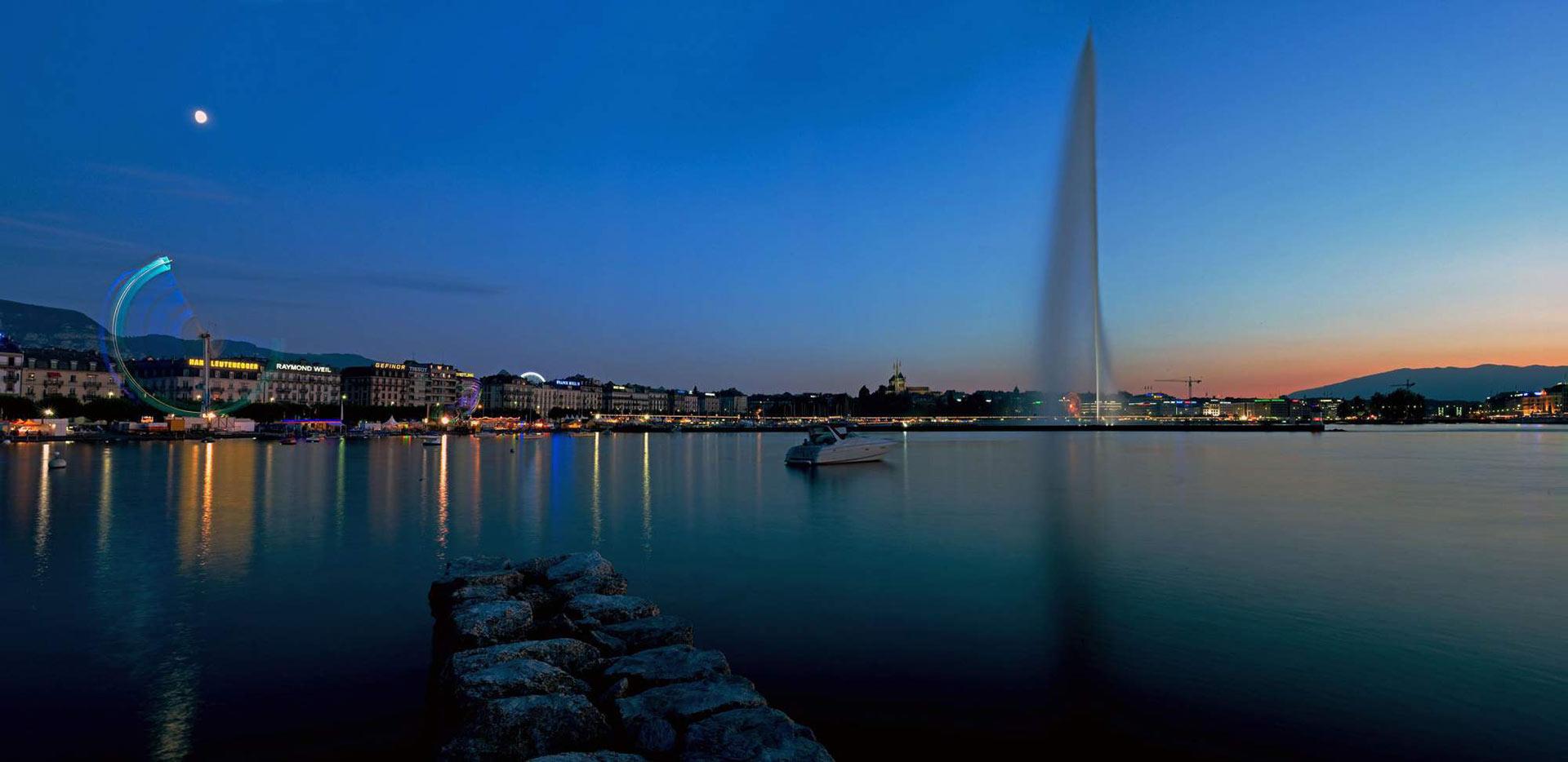 À Genève